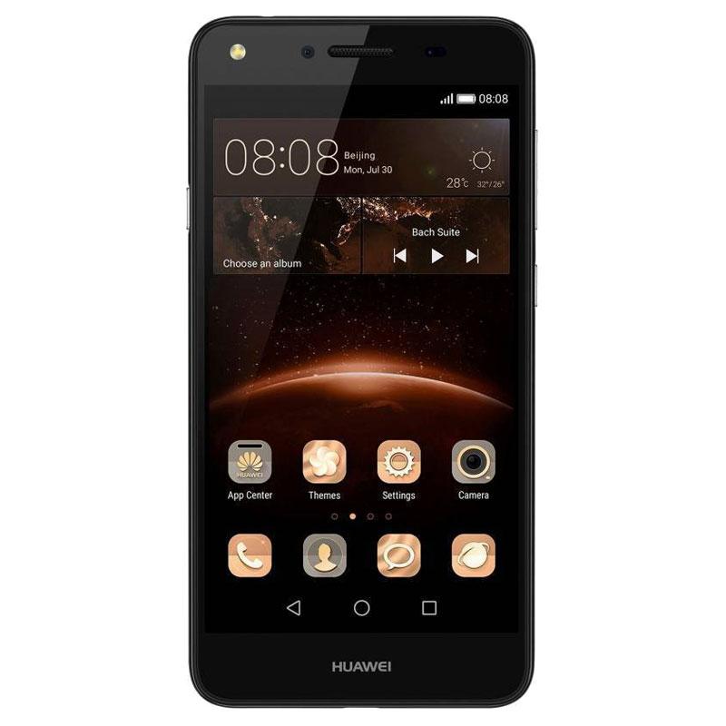 """Huawei Y5 II CUN-L02 (4G/LTE, 8MP, 5.0"""") - Black - Unlocked, 100% Australian Stock"""