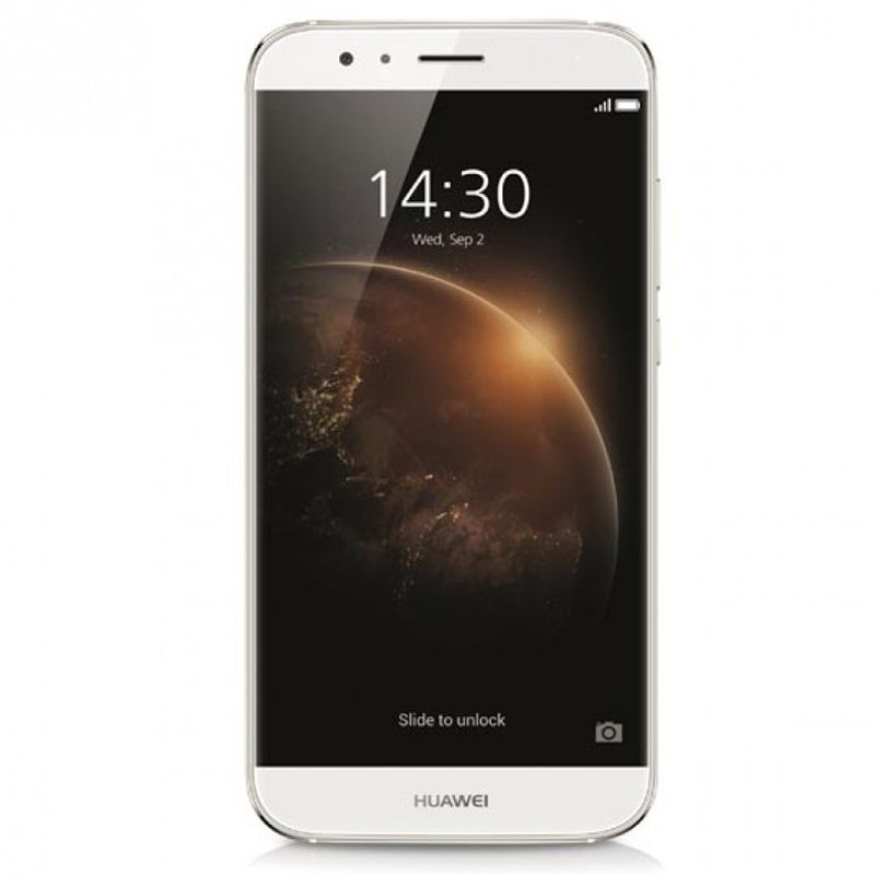 [Good Condition - Pre Owned] Huawei G8 - Mystic Champagne