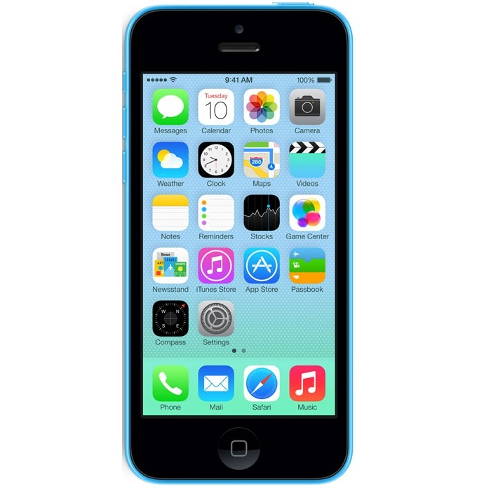 how to set a personal ringtone on iphone 5c
