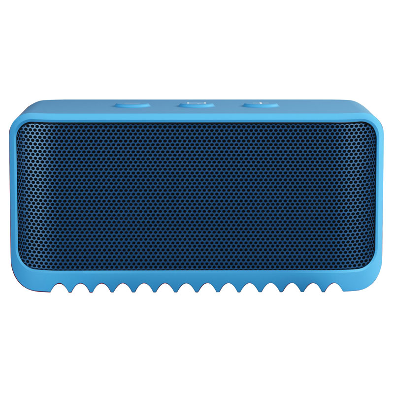 Jabra Solemate Mini (NFC, Bluetooth) Portable Speaker - Blue - , 100% Australian Stock