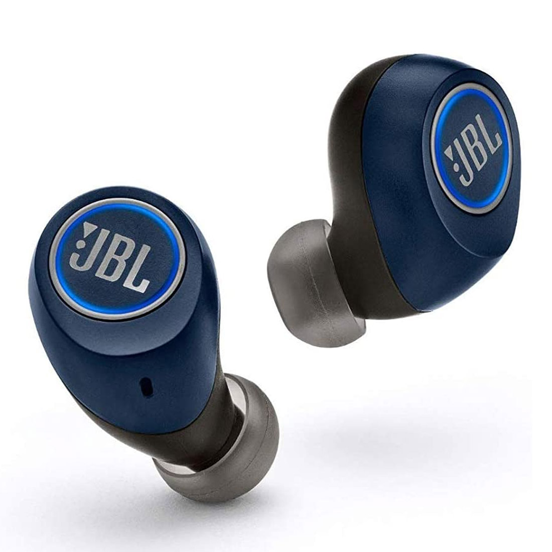 JBL Free X Truly Wireless In-Ear Headphones - Blue