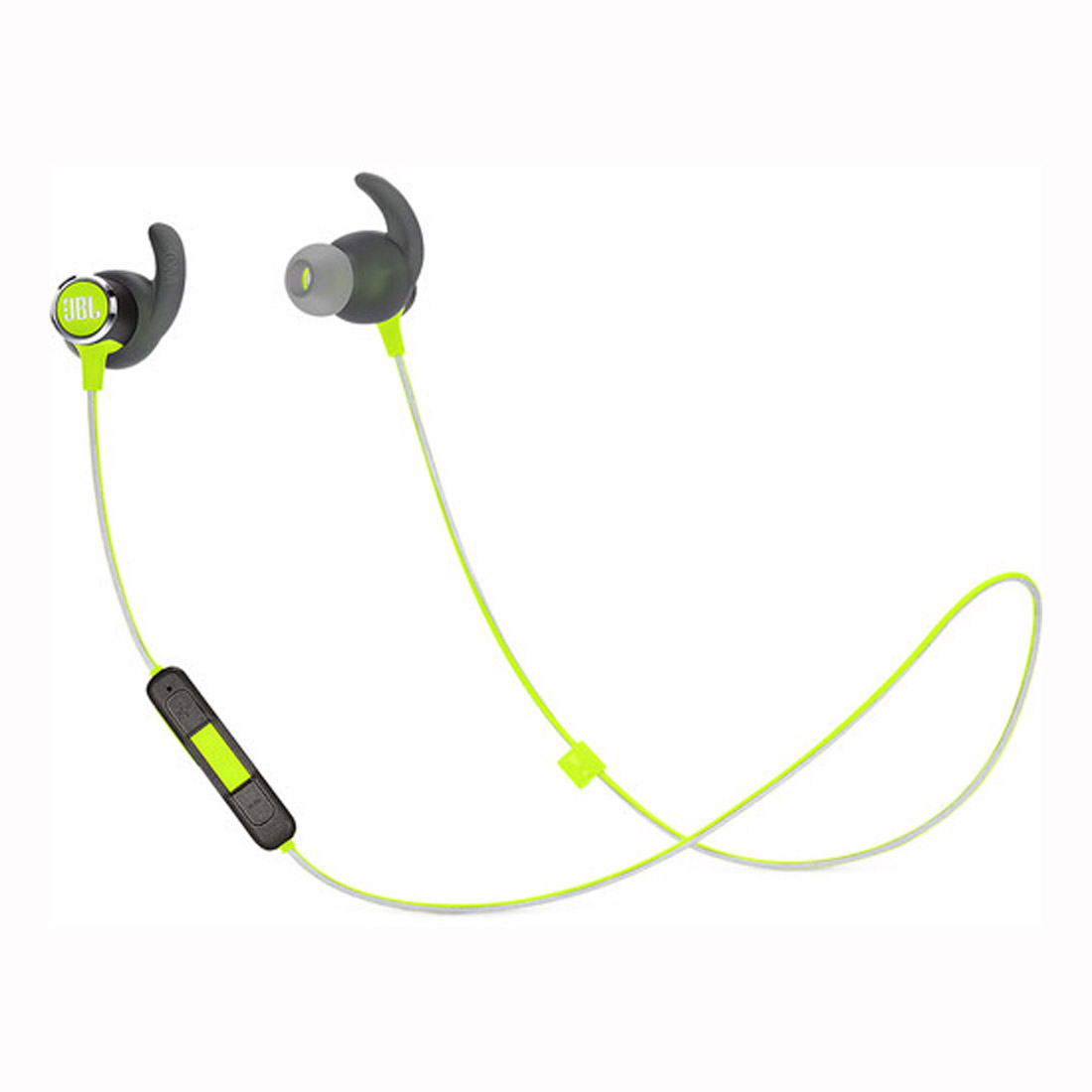 JBL Reflect Mini 2 BT Wireless Sport In-Ear Headphones - Green
