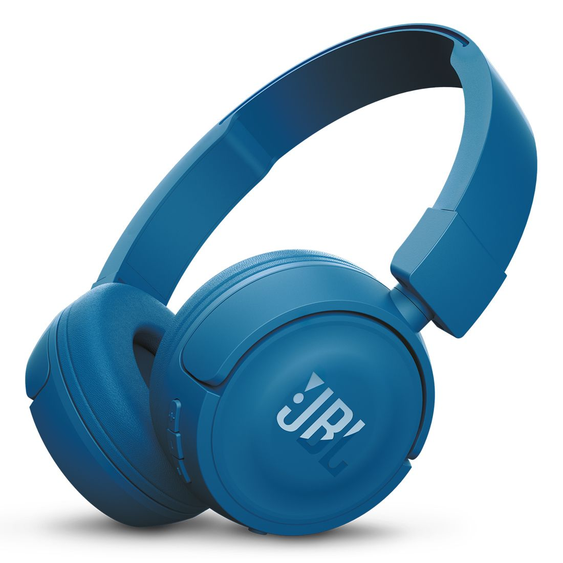 JBL T450BT Wireless On-Ear Headphones - Blue