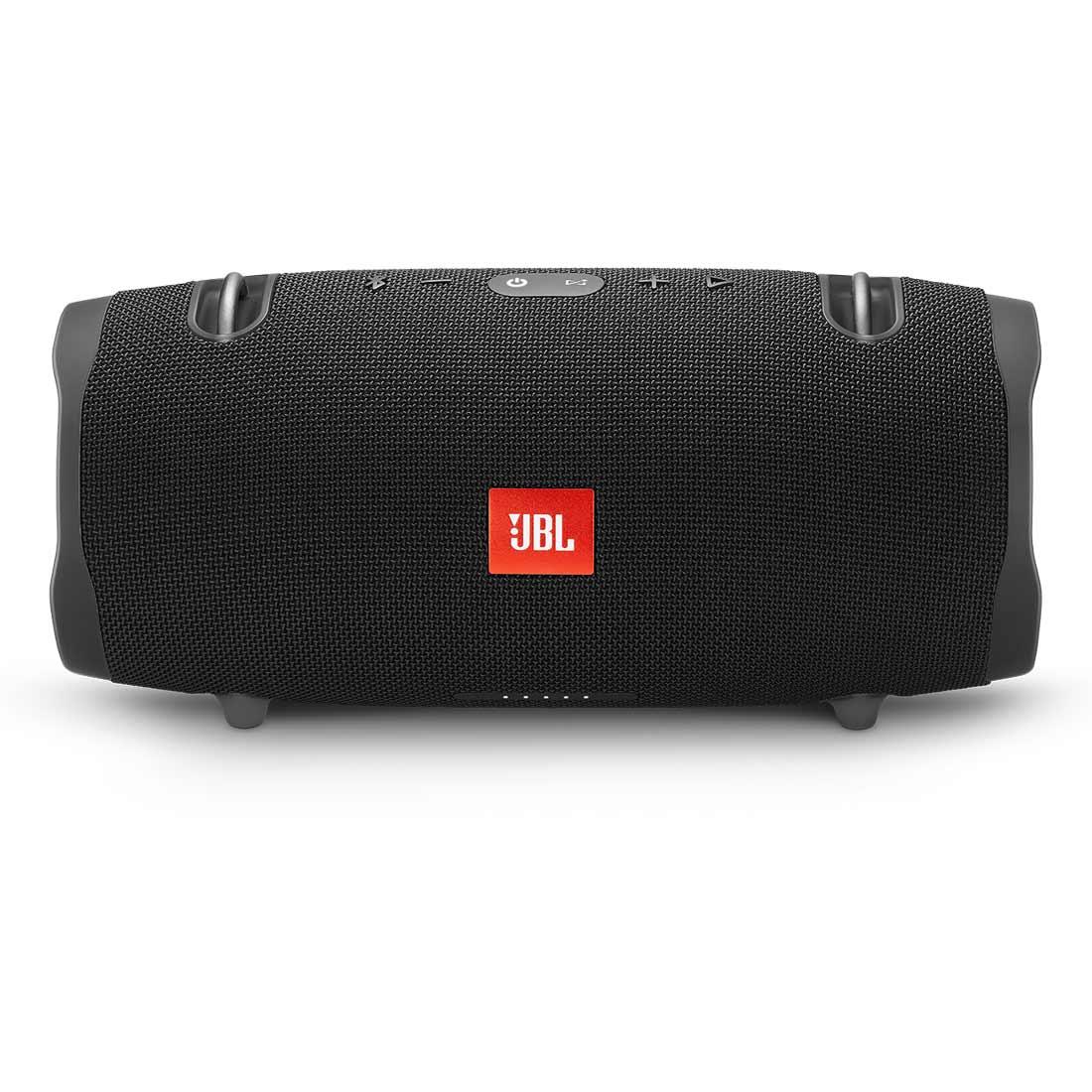 JBL Xtreme 2 Portable Wireless Waterproof Speaker w/ Power Bank - Black