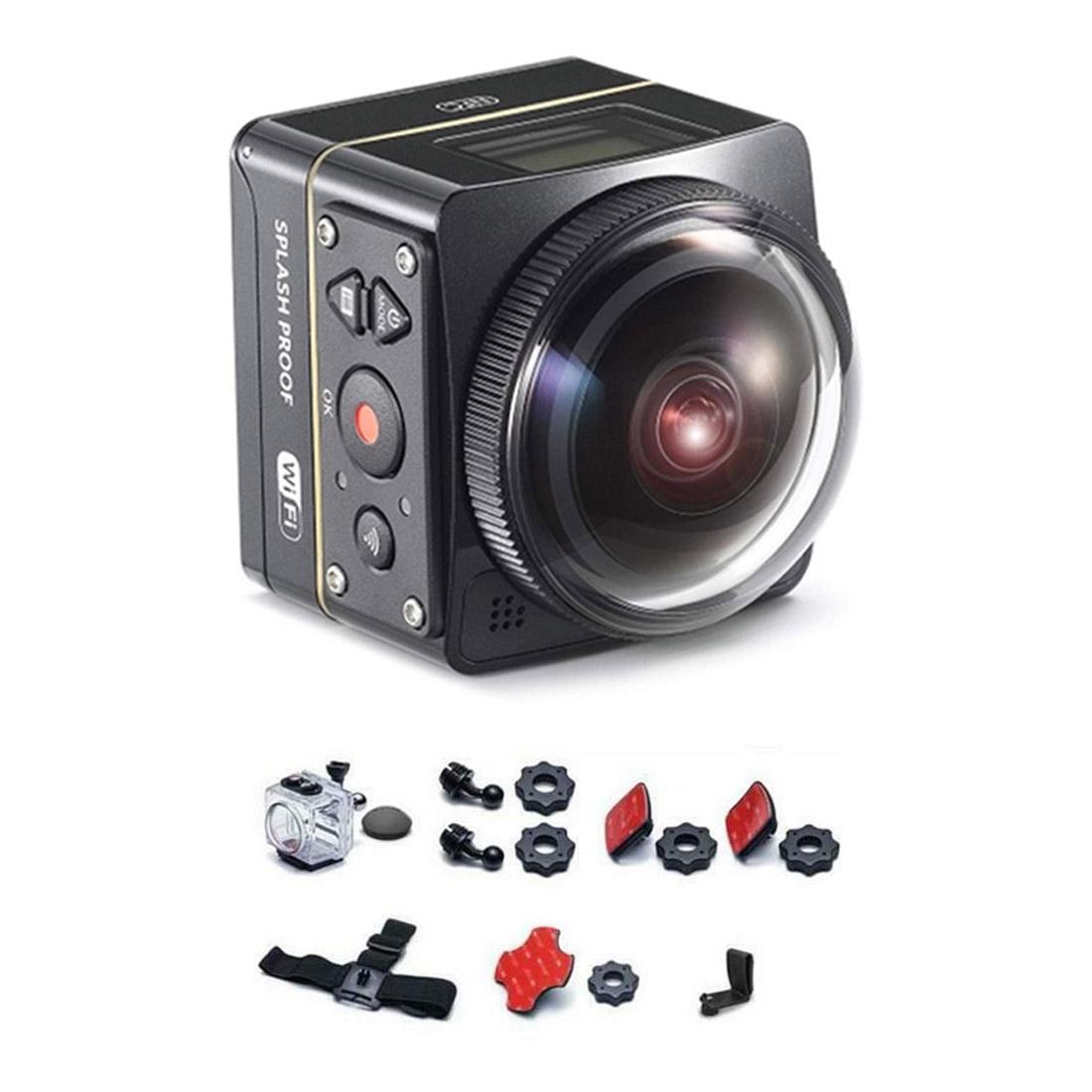 Kodak PIXPRO SP360 4K VR Action 360 Camera with Aqua Sport Pack