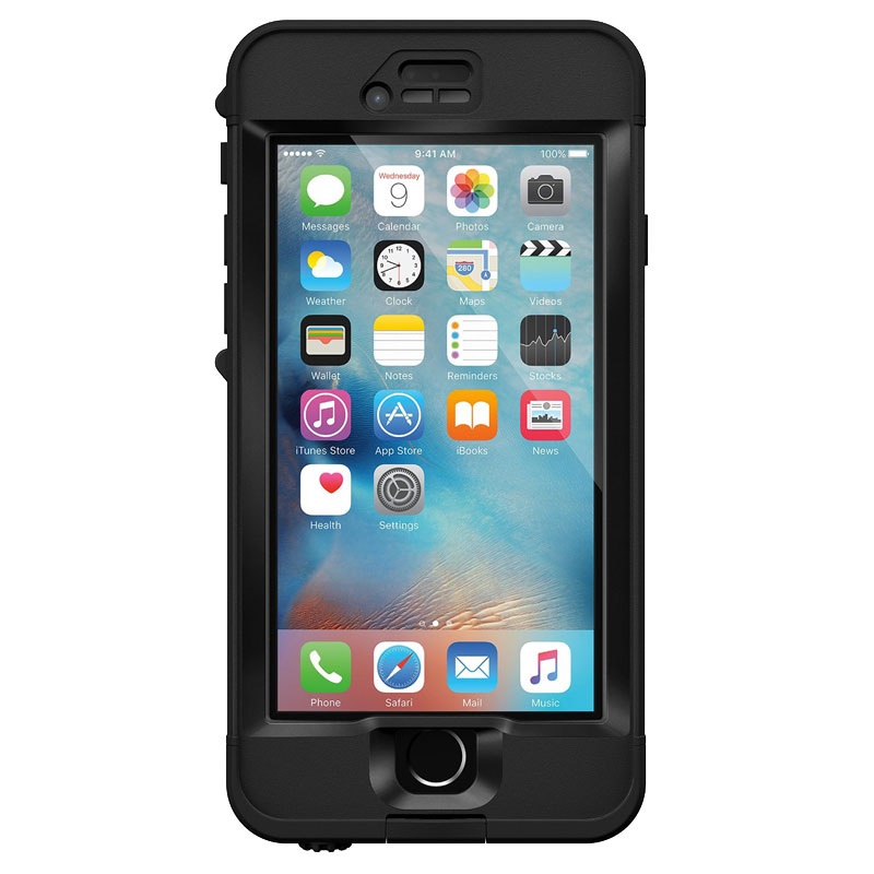 lifeproof for iphone 6 lifeproof nuud for apple iphone 6 6s black ebay 3000