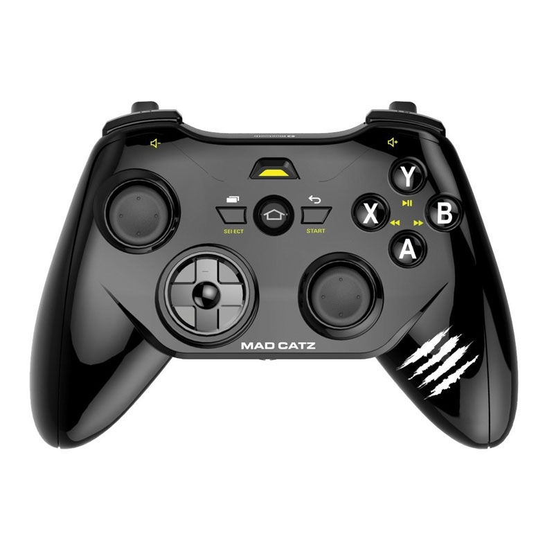 Mad Catz Micro CTRL R Gamepad Game Controller for Samsung/Android Devices - Black - , 100% Australian Stock