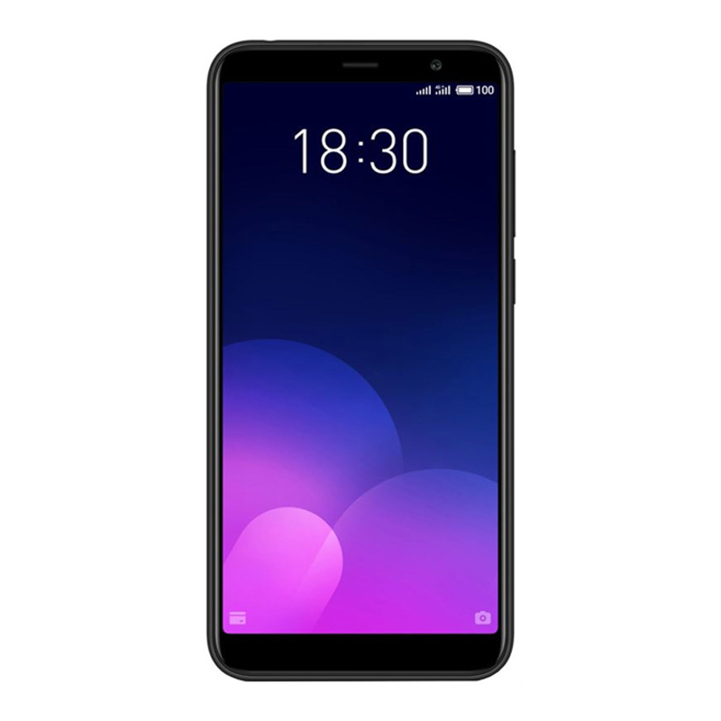 "Meizu M6T (5.7"", 13MP, 16GB/2GB) - Black"