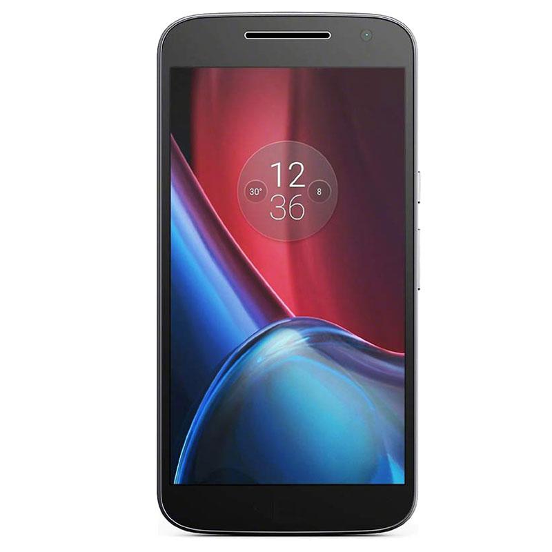 Motorola Moto G4 Plus XT1642 (Dual Sim, 4G/LTE, 32GB/3GB) - Black