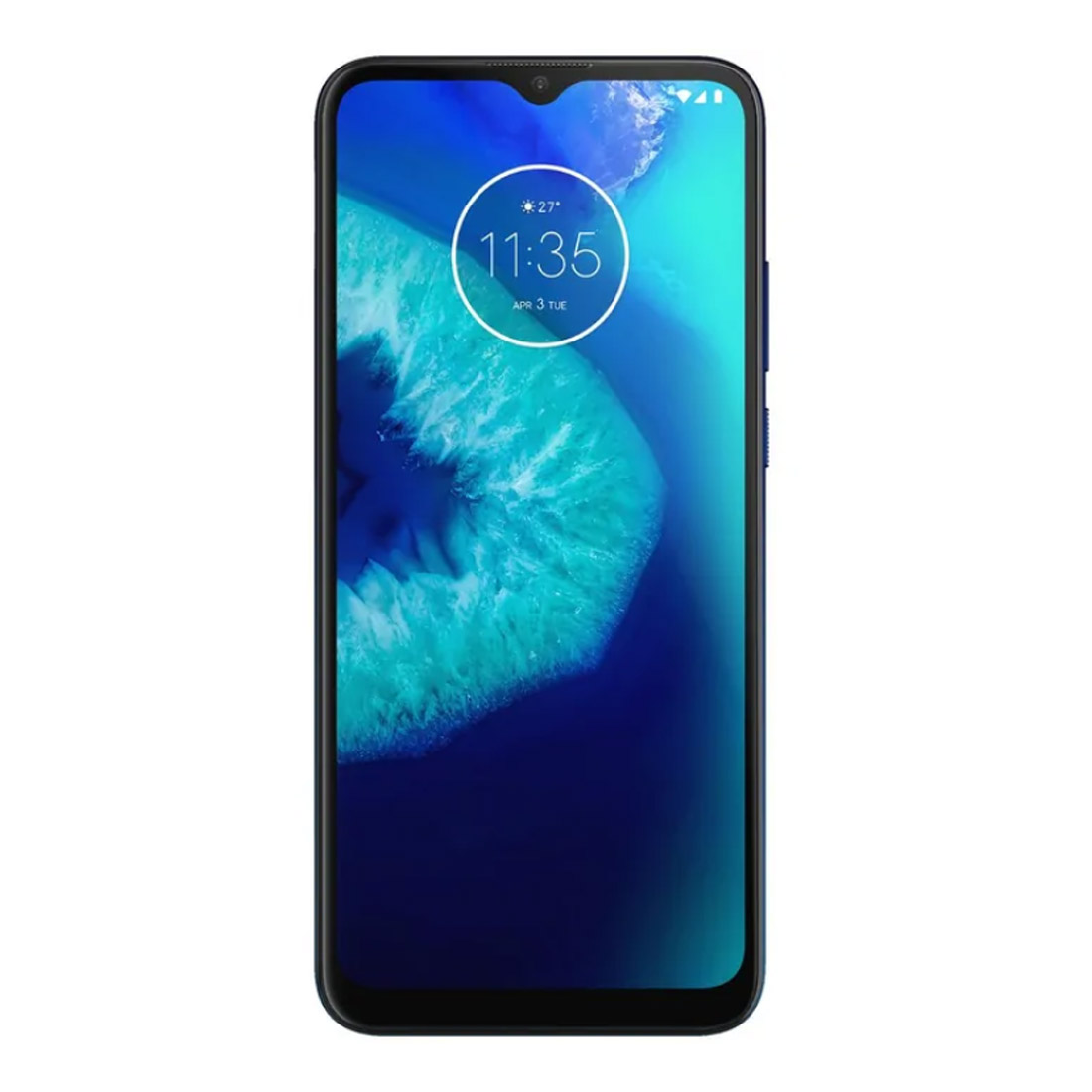 Motorola Moto G8 Power Lite (Dual SIM 4G/4G, 5000mAh, 64GB/4GB) - Royal Blue