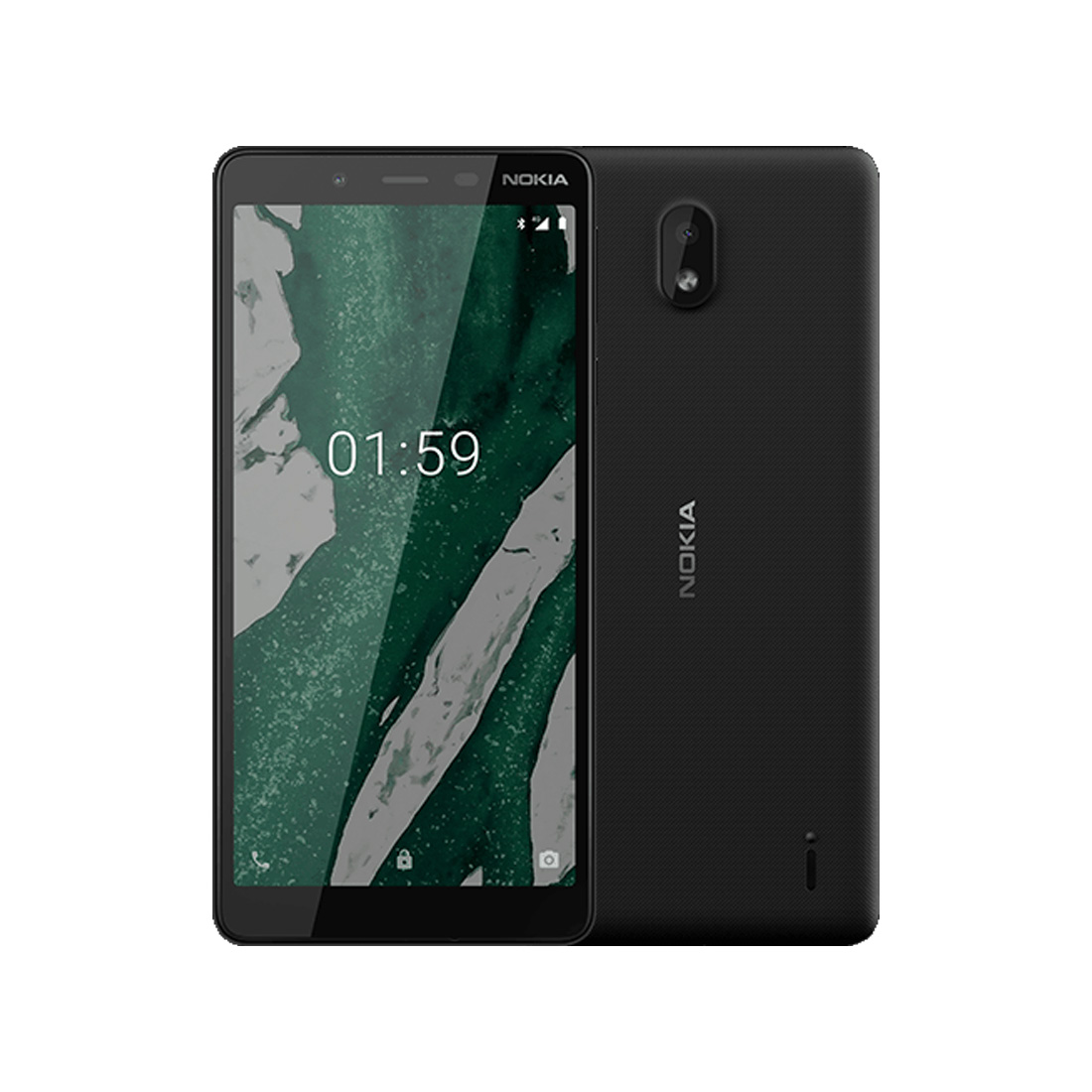 """Nokia 1 Plus (5.45"""", 8MP, 8GB/1GB) - Black"""