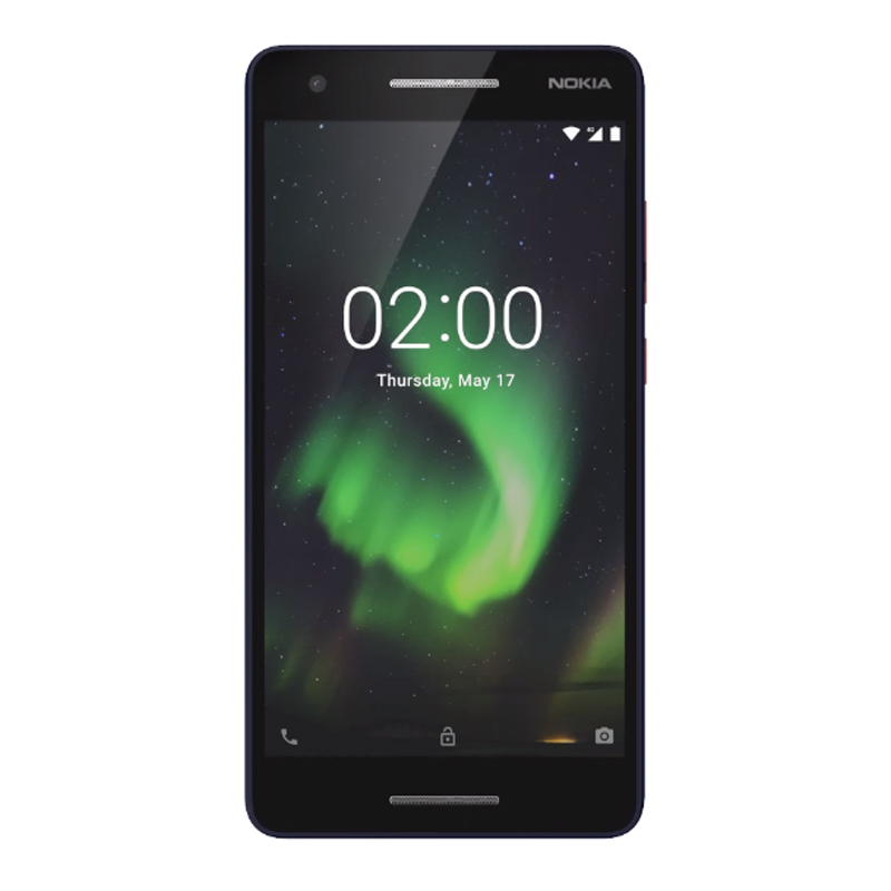 "Nokia 2.1 (4G/LTE, 5.5"", 4000mAh) - Blue/Copper"