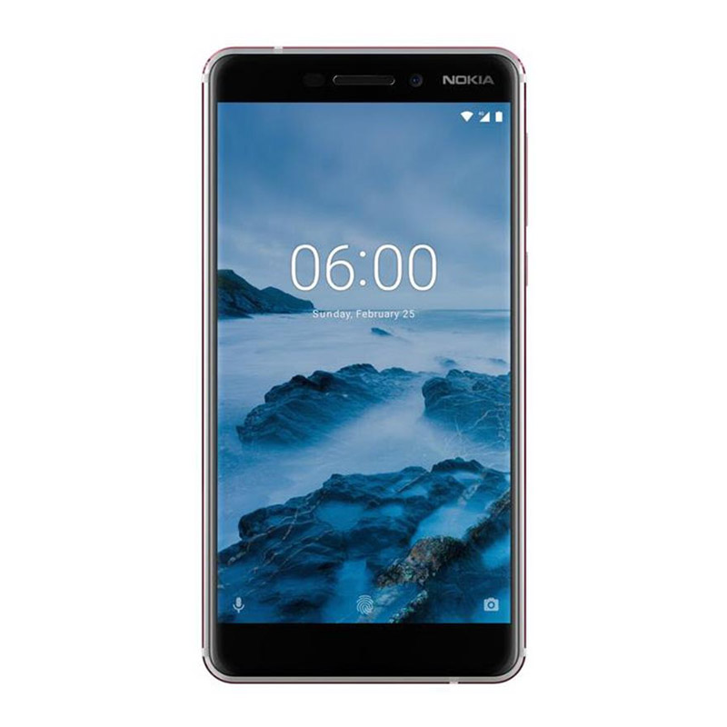 "Nokia 6.1 (5.5"", 32GB/3GB, Android One) - White Iron"
