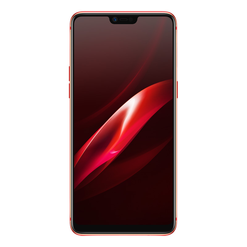"OPPO R15 Pro (128GB/6GB, 6.28"", Opt) - Ruby Red"