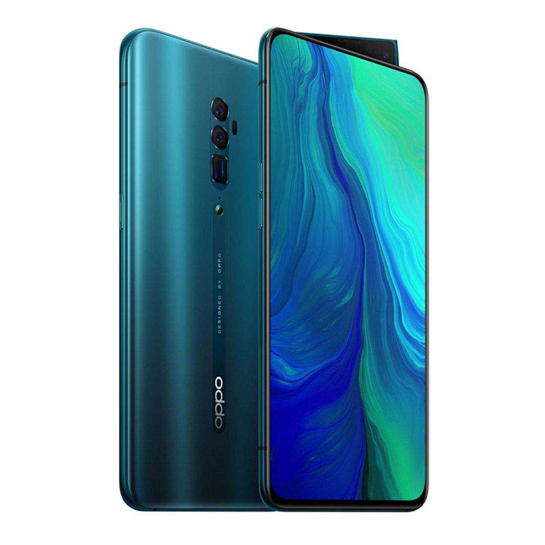 OPPO Reno 10x Zoom 5G (48MP, 256GB/8GB, Opt) - Green