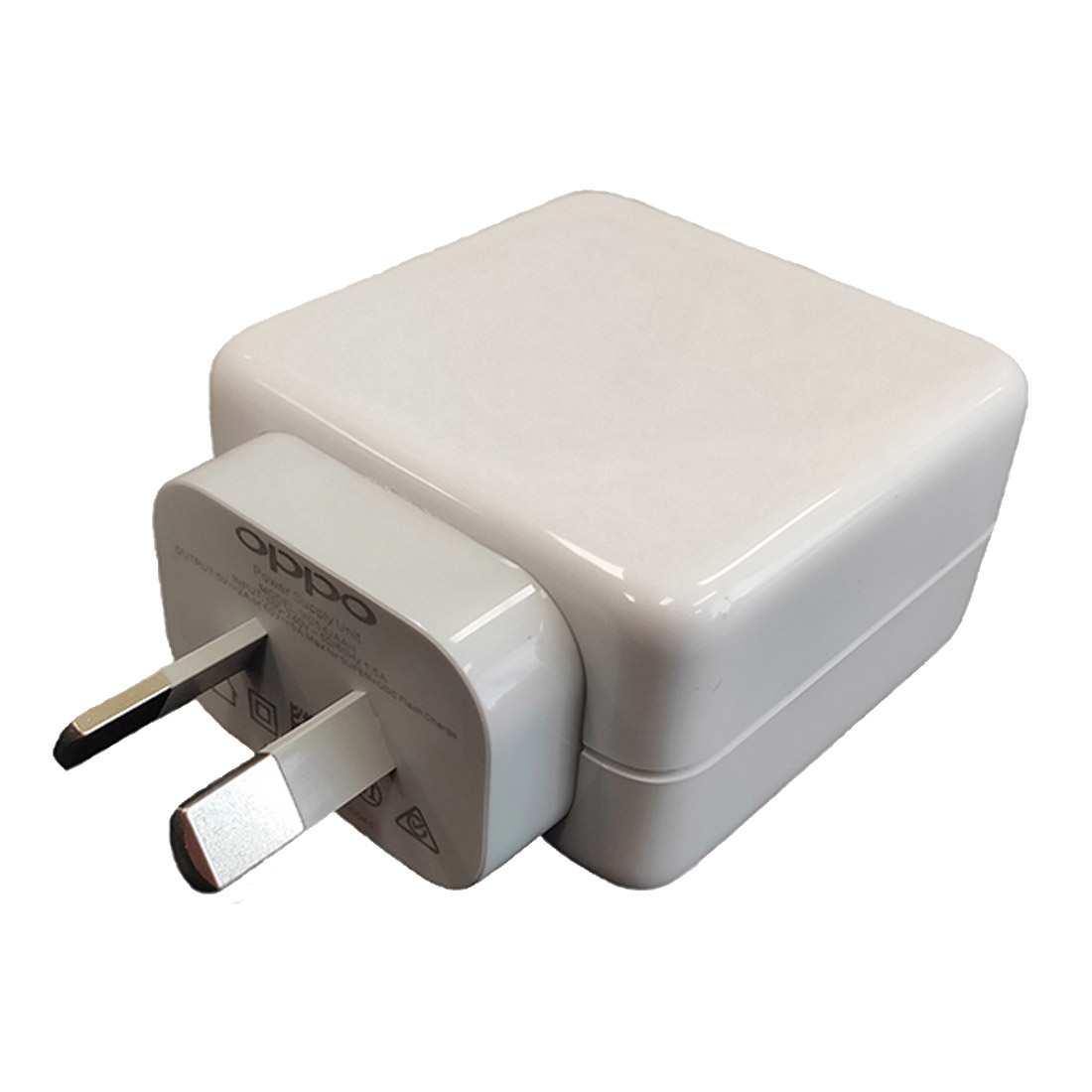 OPPO SuperVOOC 5A Flash Charger VCA5JAAH - White