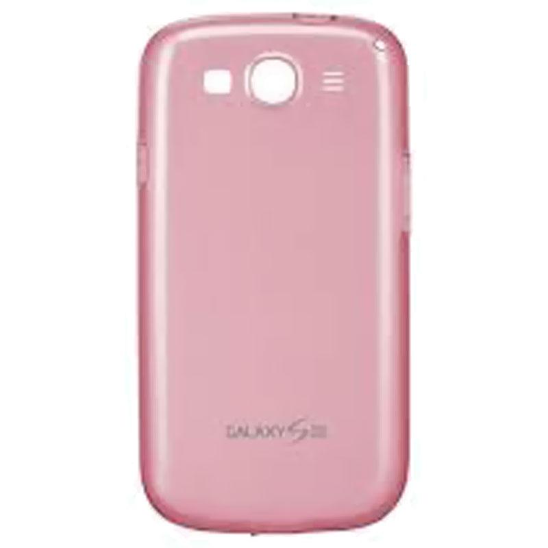 Original Samsung Galaxy S3 i9300 Splashproof Cover Pink EFC-1G6WPECSTD - , 100% Australian Stock