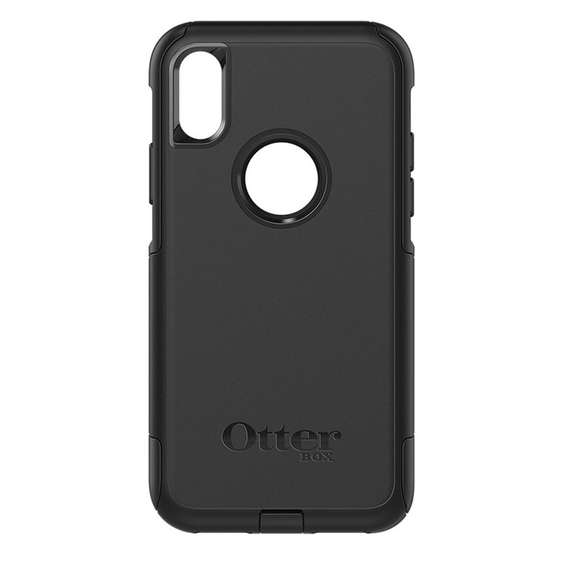 Otterbox Commuter Case for Apple iPhone X - Black - , 100% Australian Stock