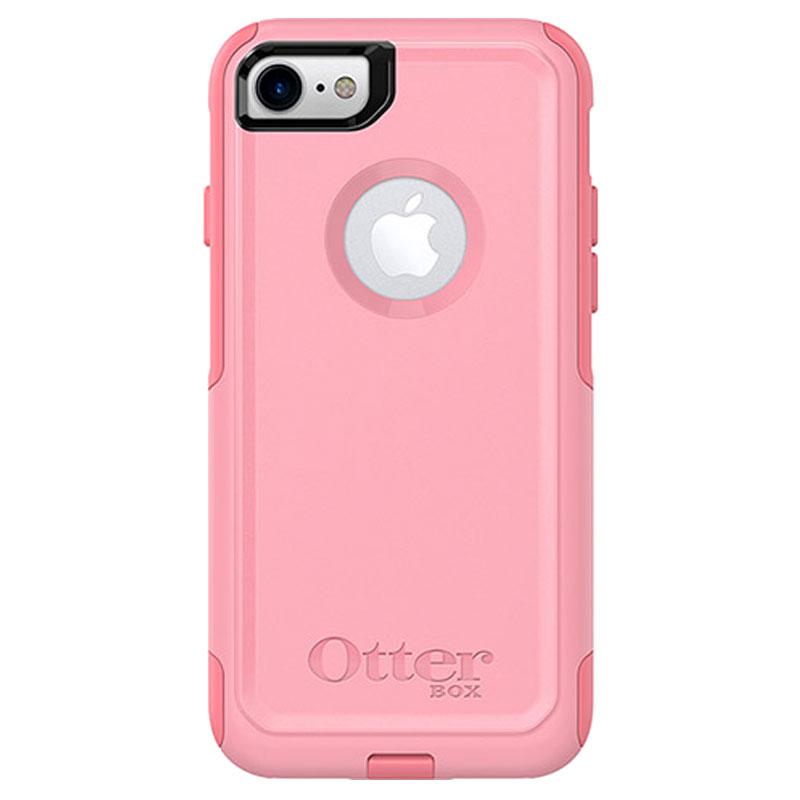 Otterbox Commuter Case For Apple iPhone 7 - Rosmarine/Pipeline Pink - , 100% Australian Stock