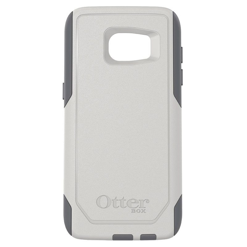 Otterbox Commuter Case Suits Samsung Galaxy S7 Edge - White - , 100% Australian Stock