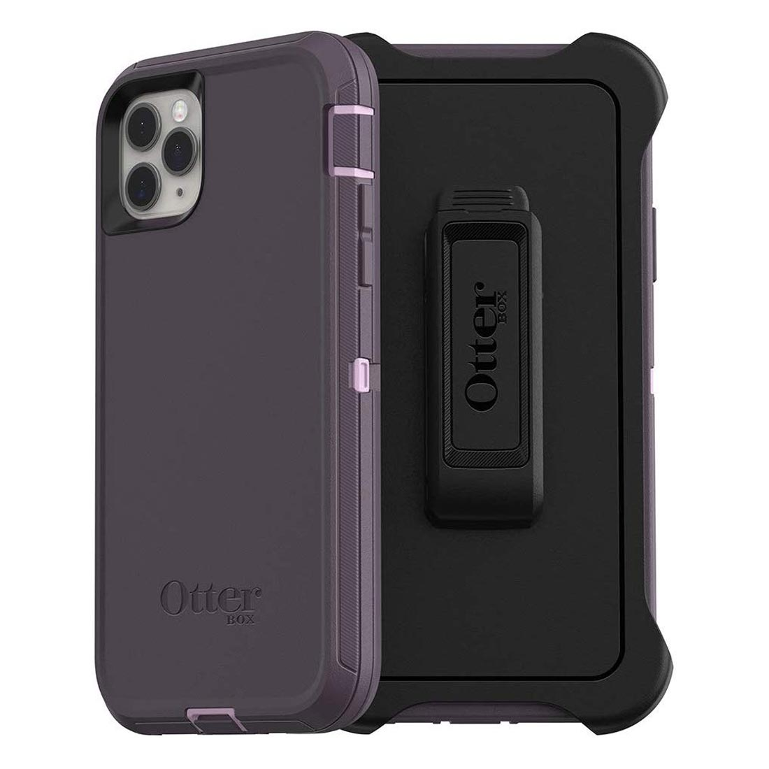 OtterBox Defender Screenless Edition Case For iPhone 11 Pro Max - Purple Nebula