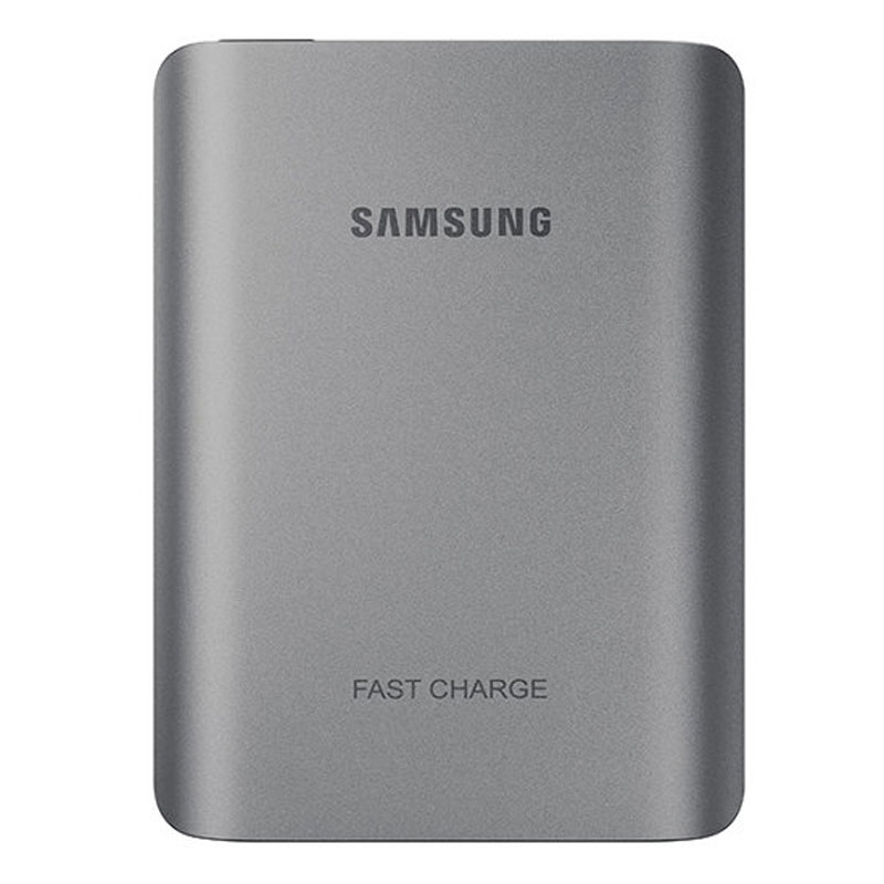 Samsung Fast Charge Type-C 10200mAh Battery Pack - Grey - , 100% Australian Stock