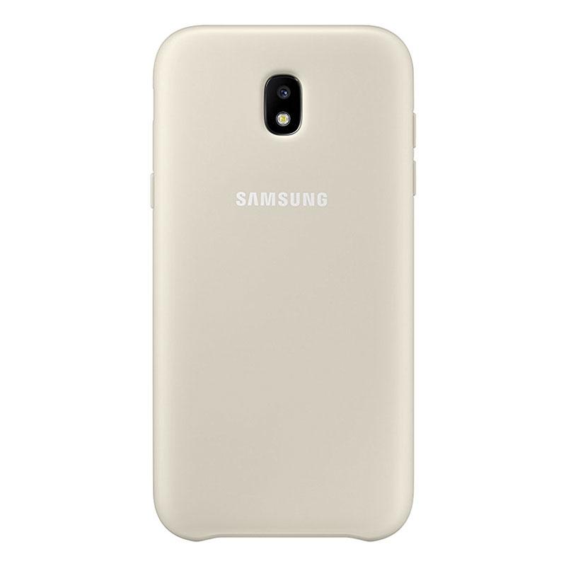 Samsung Galaxy J5 Pro Dual Layer Back Cover - Gold - , 100% Australian Stock