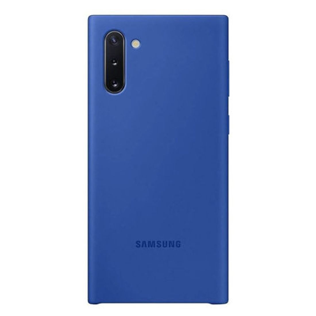 Samsung Galaxy Note 10 Silicone Cover - Blue