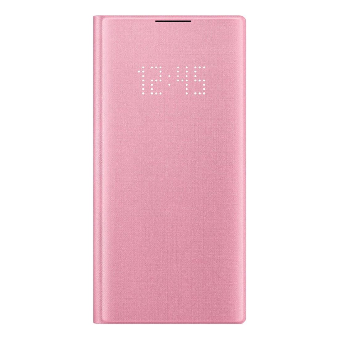 Samsung Galaxy Note 10 LED View Cover - Pink