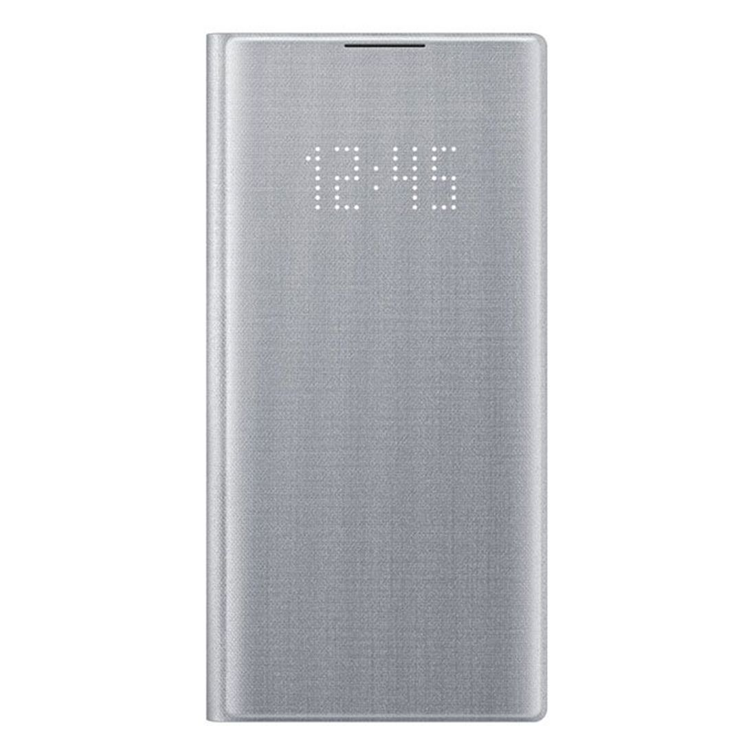 Samsung Galaxy Note 10+ Plus LED View Cover - Silver