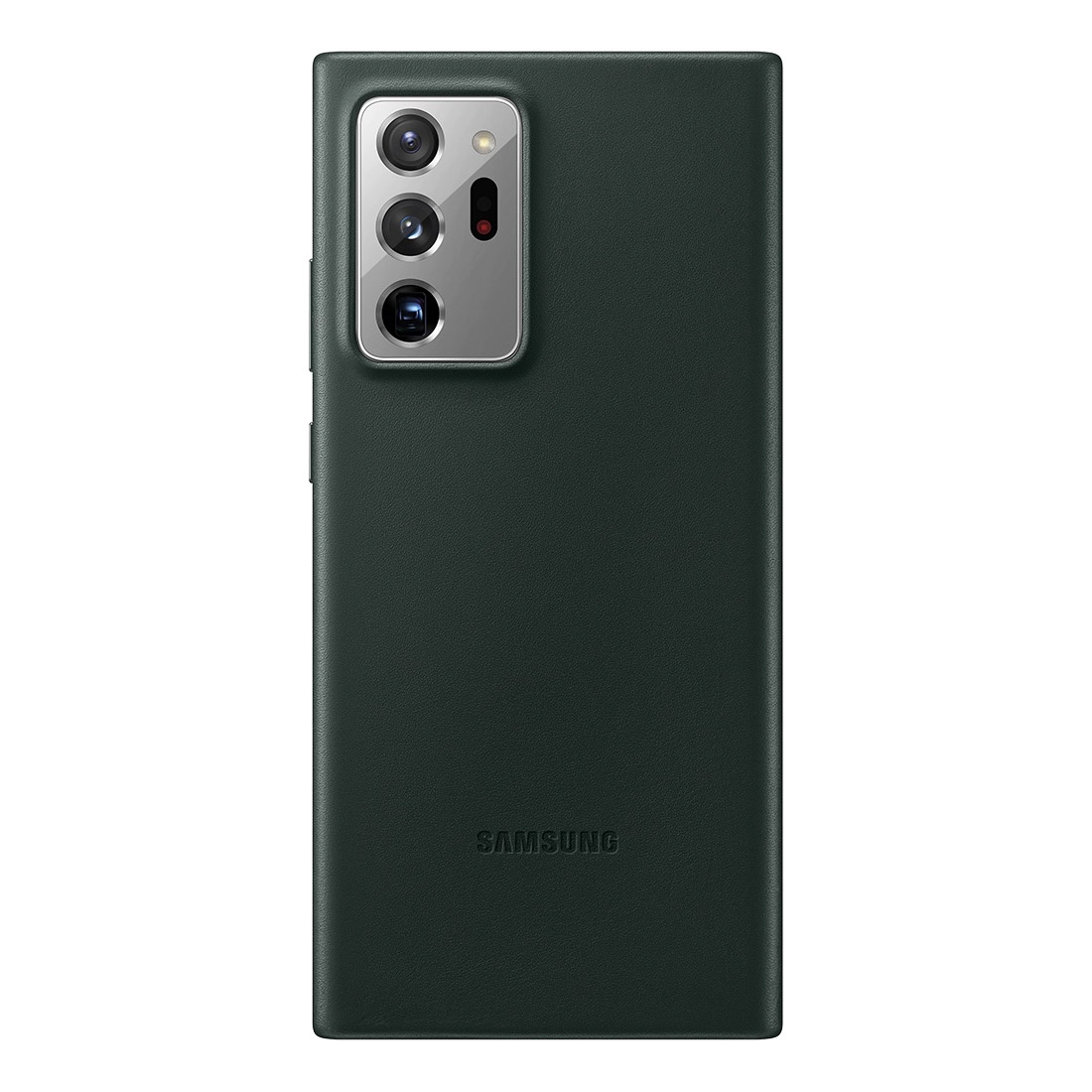 Samsung Galaxy Note 20 Ultra Leather Cover - Green