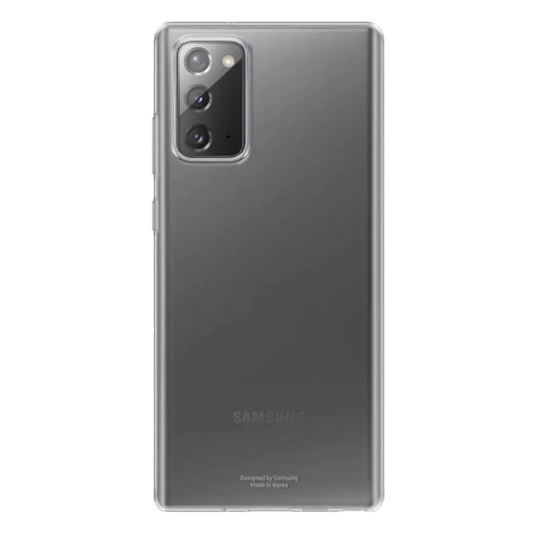 Samsung Galaxy Note 20 Clear Cover EF-QN980TTEGWW - Clear