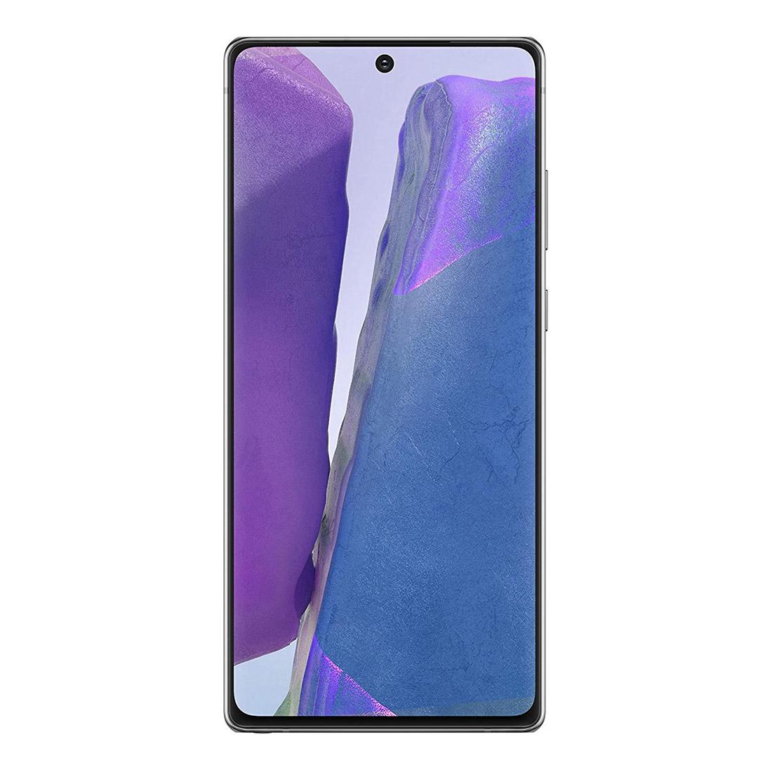 """Samsung Galaxy Note 20 (4G, 6.7"""", 64MP, 256GB/8GB) - Grey"""