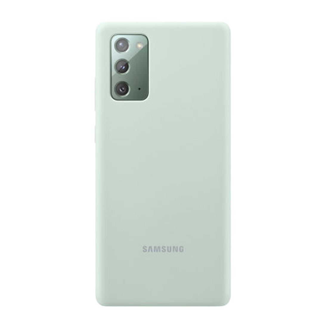 Samsung Galaxy Note 20 Silicone Cover - Mint