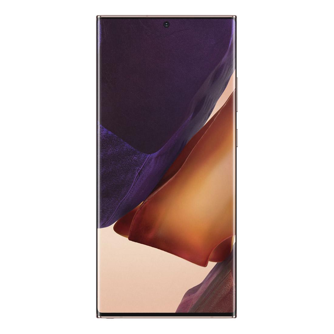 "Samsung Galaxy Note 20 Ultra 5G (6.9"" 120Hz, 108MP, 256GB/12GB) - Bronze"