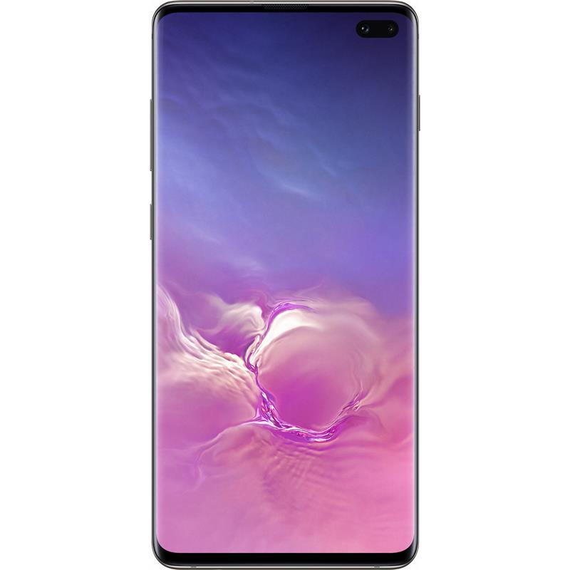 "Samsung Galaxy S10+ Plus (6.4"", 128GB/8GB) - Prism Black"