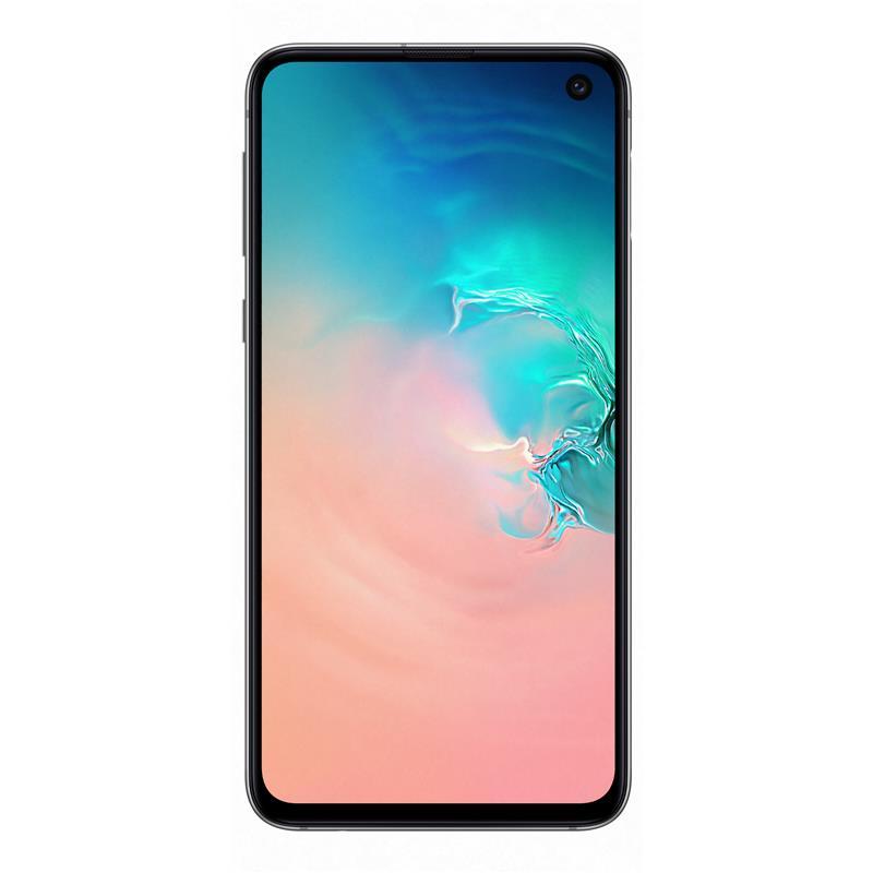 """Samsung Galaxy S10e (5.8"""", 16MP, 128GB, Opt) - Prism White"""