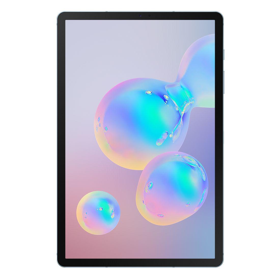 "Samsung Galaxy Tab S6 (128GB/6GB, 10.5"", Wi-Fi with S-Pen) - Cloud Blue"