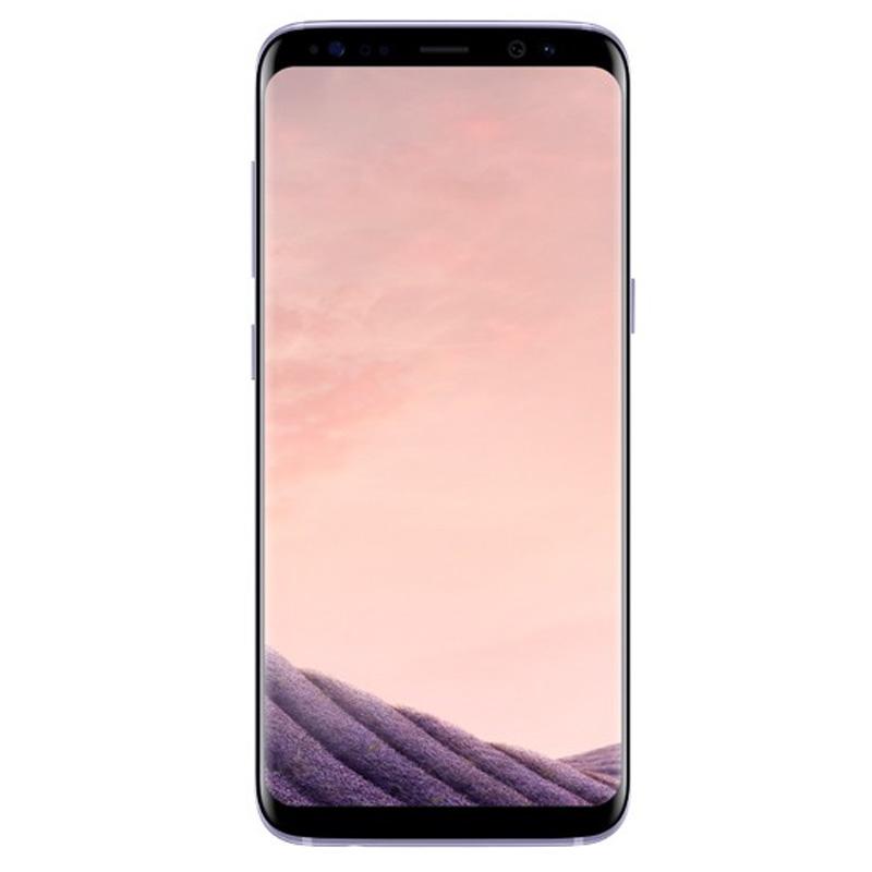 Samsung Galaxy S8 (G950F, 64GB/4GB, Opt)  - Orchid Grey - Unlocked, 100% Australian Stock