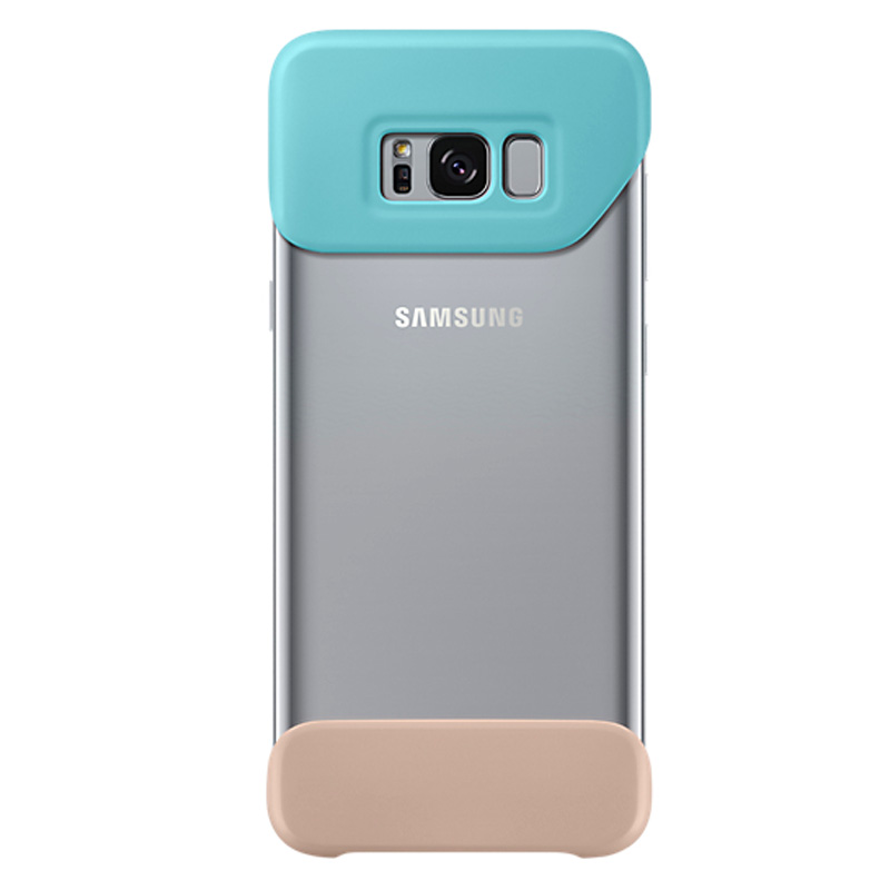 Samsung Galaxy S8+ 2 Piece Back Cover - Mint