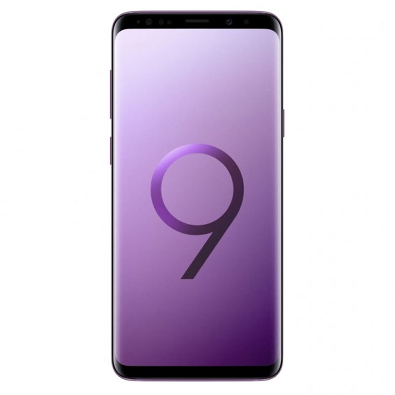 "Samsung Galaxy S9+ Plus G965F (64GB/6GB, 6.2"", Tel) - Lilac Purple"