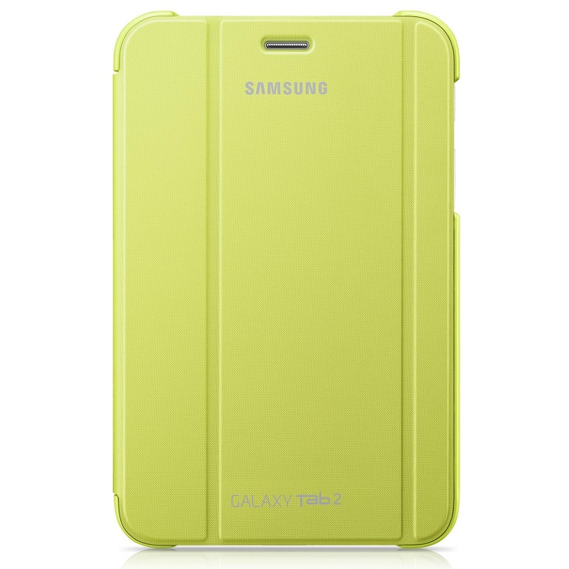 Samsung Galaxy Tab 2 7.0 Book Cover Mint Green EFC-1G5S - , 100% Australian Stock