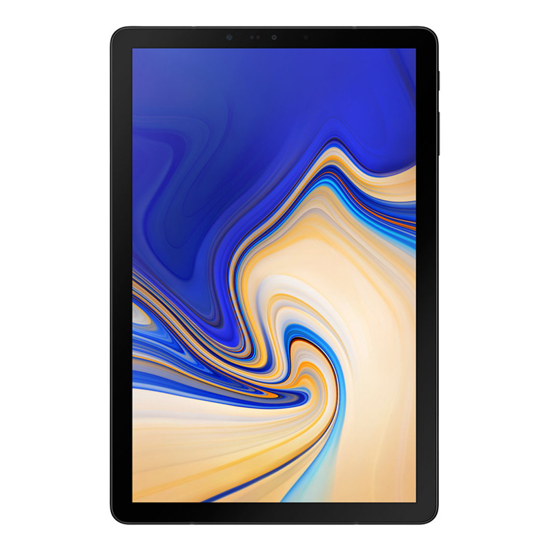 "Samsung Galaxy Tab S4 with S-Pen (10.5"", 256GB, Wi-Fi + 4G, Opt) - Black"