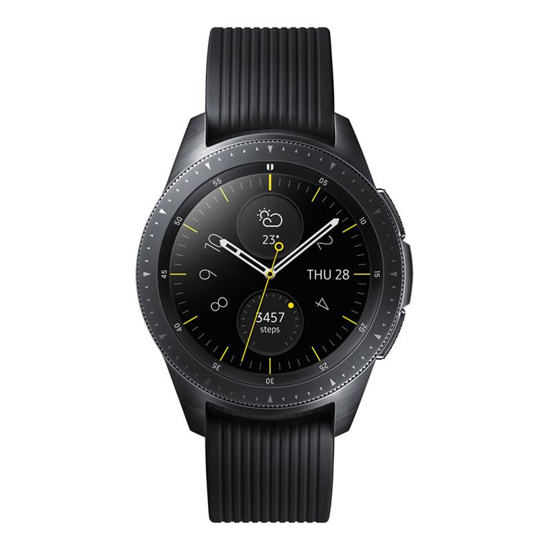 Samsung Galaxy Watch 42mm Bluetooth SM-R810 - Midnight Black