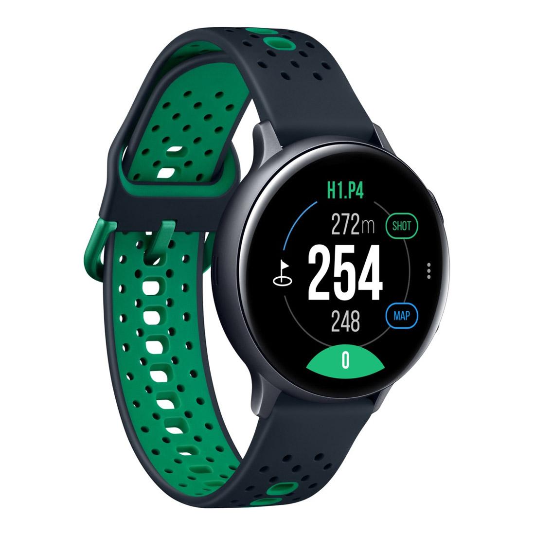 Samsung Galaxy Watch Active 2 Golf Edition 44mm Bluetooth - Aqua/Black