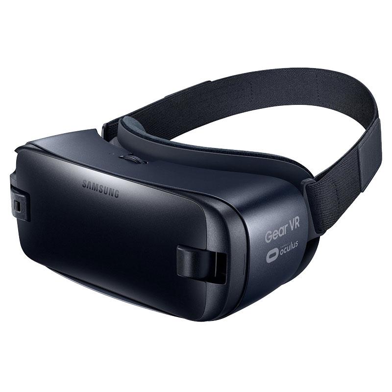 Samsung Gear VR 2016 (SM-R323, Note 5, S6/S6 Edge, S7/S7 Edge) - Blue/Black
