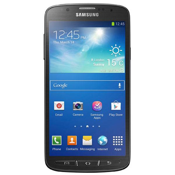 "Samsung Galaxy S4 Active i9295 (4G/LTE, 5.0"", 16GB/2GB) - Grey"