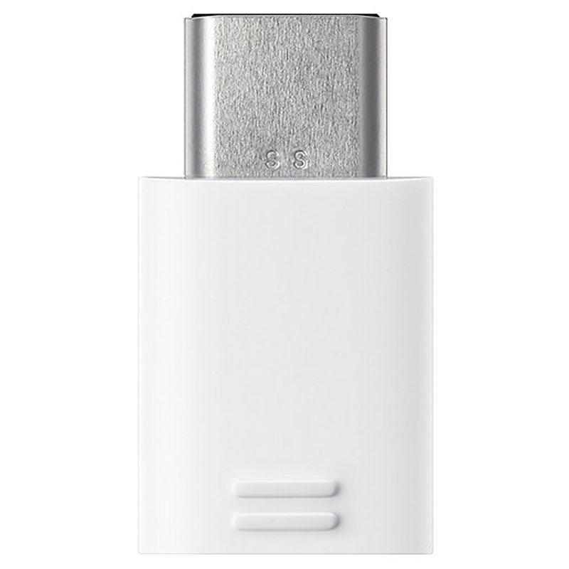 Samsung Micro USB Connector (USB Type-C to Micro USB) - White - , 100% Australian Stock