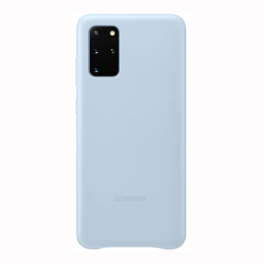 Samsung Galaxy S20+ Plus Leather Cover - Blue