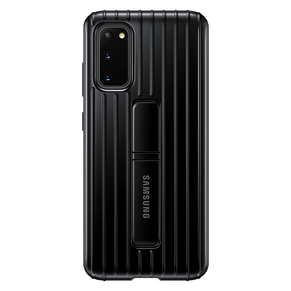Samsung Galaxy S20+ Plus Protective Cover - Black